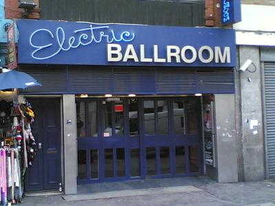 Electric Ballroom Entrance