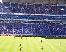 Stadium From Inside
