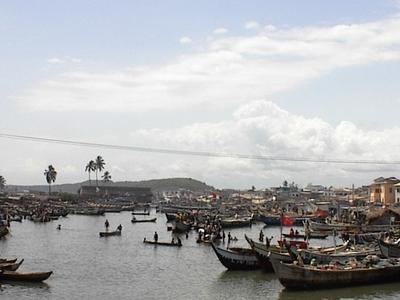 Elmina Fishing Fleet