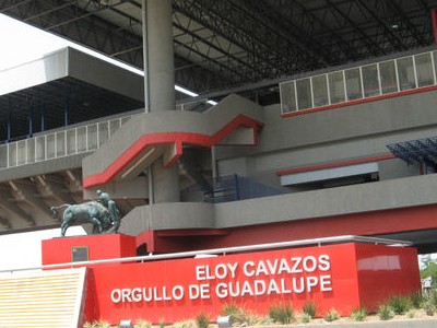 Eloy  Cavazos  Station