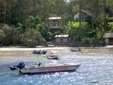 Low Tide At Elvina Bay