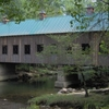 Emert's Cove Covered Bridge In Pittman Center