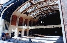 Empire Theatre Construction