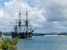 Endeavour In National Park