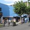 Entrance Metro Allende