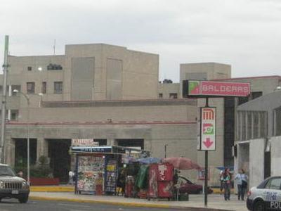 Entrance Metro Balderas