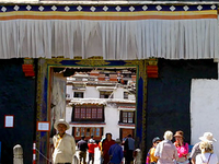 Tashilhunpo Monasterio