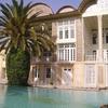 Qavam House Facade In Eram Garden