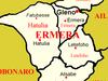 Ermera Subdistricts