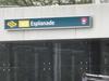 Esplanade MRT Station Singapore