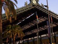 Santiago Estação Central Railway Station
