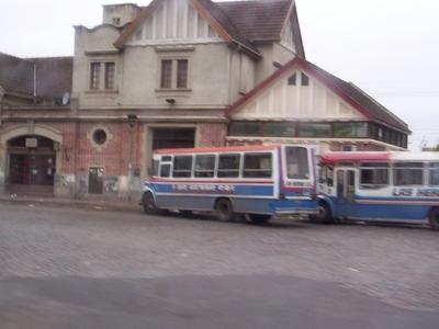 Banfield Railway Station