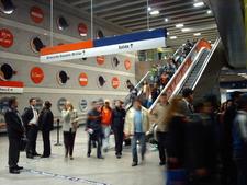 Tobalaba Metro Station