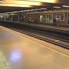 La estación de metro Santa Ana