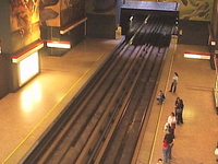 Universidad de Chile Metro Station