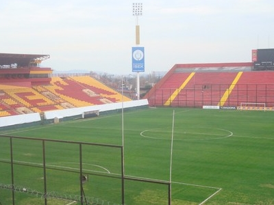 Estadio  Santa  Laura