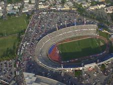 Estadio Tecnologico Aerial View
