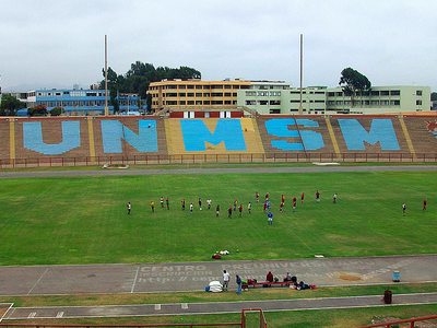 Estadio Universidad San Marcos