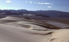 The Eureka Dunes, Looking West