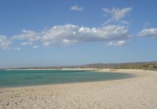 Beach In Cape Range