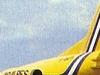Air Alpes Jet On Runway