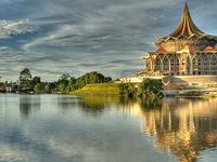 Travel to Borneo Kuching Sarawak