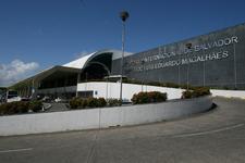 Fachada Aeroporto De Salvador