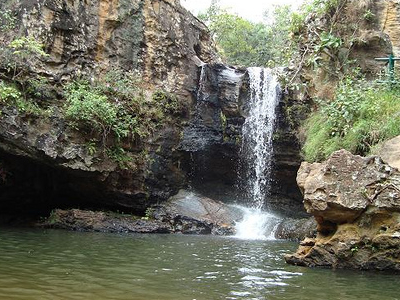 Fairy Pool Or Apsara Vihar