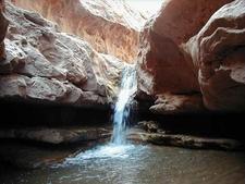 Falls In Sulphur Creek
