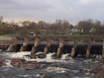 Falls Of The  Black  River