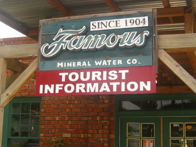 Famous  Mineral  Water  Co . Mineral  Wells