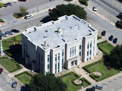 Fannin County Courthouse Bonham Texas