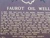 Faurot  Oil  Well