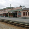 Railway Station In Fauske