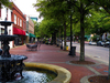 Fayetteville Street View NC