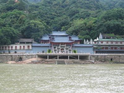 Feilai Temple A Famous Scenic Spot In Qingyuan