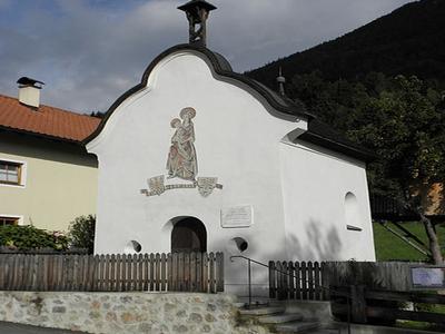 Felderer Chapel Wiesing Austria