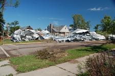 Tornado Damage And Debris