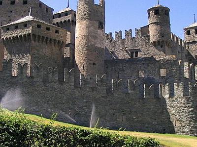 Fenis Castle