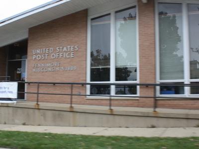 Fennimore Wisconsin Post Office