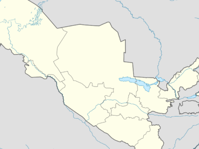 Fergana Is Located In Uzbekistan