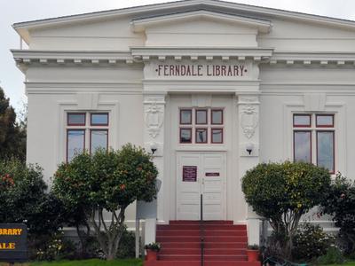 Ferndale  C A  Public  Library