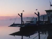 Ferry boat 'Gelderland' trip