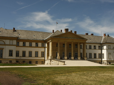 Festetics Castle And Park-Deg