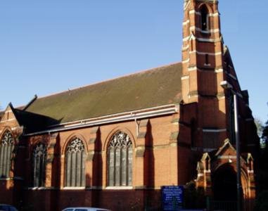 St Benet Fink Church