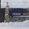 Finse Trainstation Norway