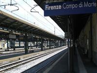 Florença Campo di Marte Estação Ferroviária