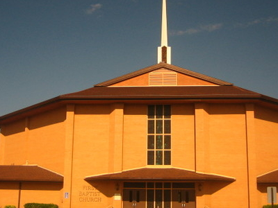 First  Baptist  Church Of  Dumas