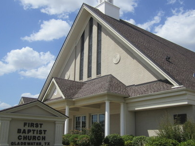 First  Baptist  Church   Gladewater