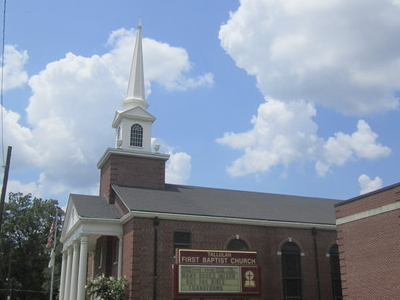 First  Baptist  Church  Tallulah